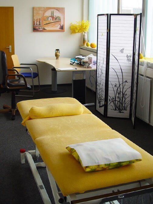 Behandlungszentrum für 5 - Elemente - Medizin Cornelia & Michael Angel - Erderaum